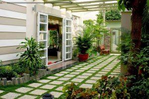 Top 10 đơn vị thiết kế tiểu cảnh sân vườn uy tín chuyên nghiệp