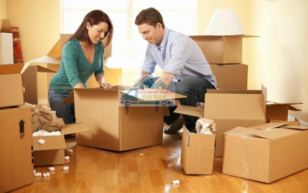 Những mẹo giúp bạn chuyển nhà nhanh gọn nhất
