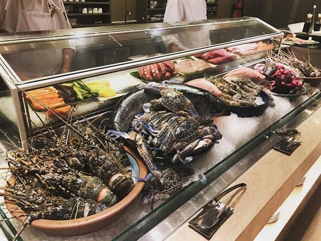 Nhà hàng La Brasserie - Nikko Saigon Hotel