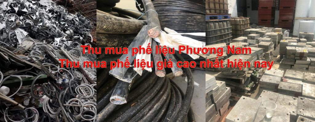Công ty thu mua phế liệu Phương Nam